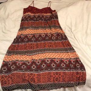 Forever22 maxi dress